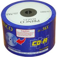 تصویر سی دی خام PRINCO مدل CD-R 56X