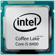 تصویر پردازنده مرکزی اینتل سری Coffee Lake مدل Core i5-8400