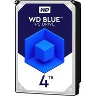 تصویر هارددیسک اینترنال وسترن دیجیتال مدل Blue WD40EZRZ ظرفیت 4 ترابایت