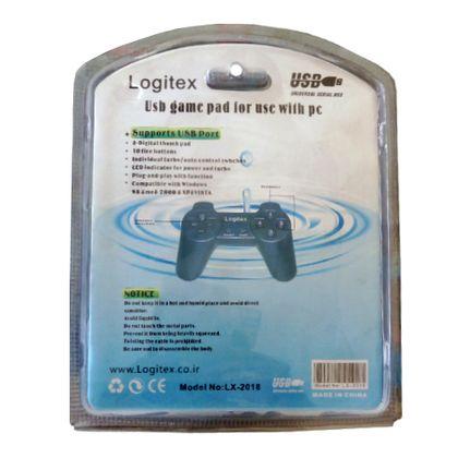 تصویر دسته بازی لاجیتکس-Logitex مدل LX-2018