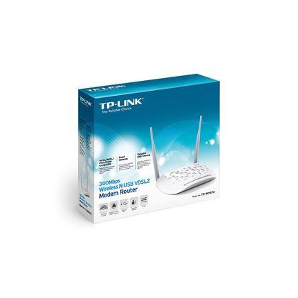 تصویر مودم روتر VDSL/ADSL تی پی-لینک مدل TD-W9970_V2