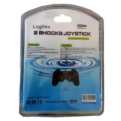 تصویر دسته بازی لاجیتکس-Logitex مدل LX-2019