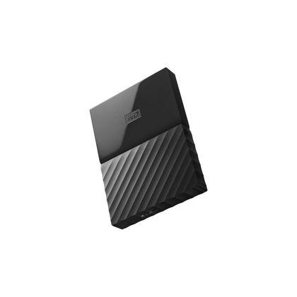 تصویر هارد اکسترنال وسترن دیجیتال مدل My Passport WDBYNN0010B ظرفیت 1 ترابایت