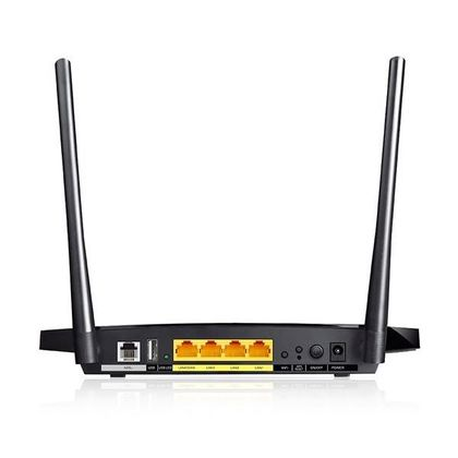 تصویر مودم روتر +ADSL2 بی سیم N300 تی پی-لینک مدل TP-LINK TD-W8970
