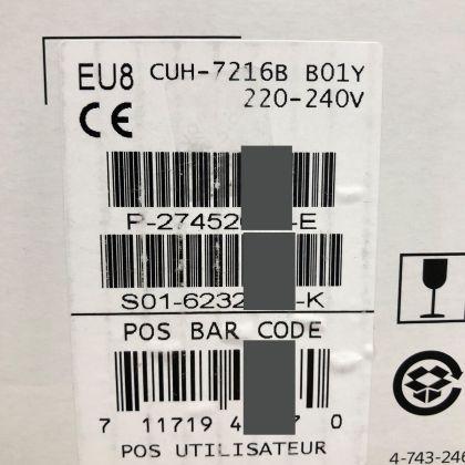 تصویر پلی استیشن ۴ پرو مدل CUH-7216B با حافظه 1 ترابایت