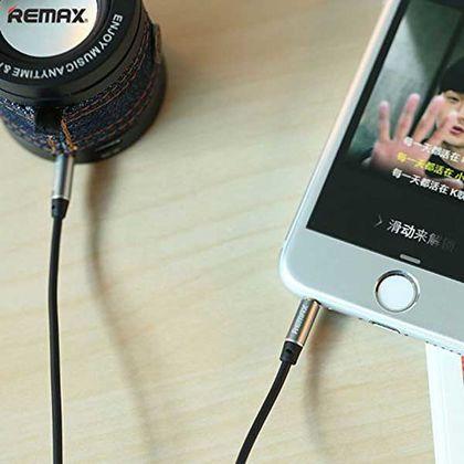 تصویر کابل اورجینال REMAX LH-L309 AUX 1m