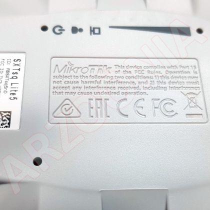 تصویر رادیو وایرلس میکروتیک مدل SXTsq Lite5
