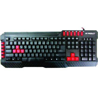 تصویر کیبورد مخصوص بازی ایکس پی-پروداکت مدل XP KB1800